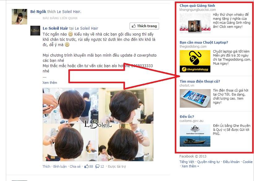 Hinh thuc quang cao facebook 1