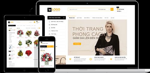 Thiết kế website chuyên nghiệp chuẩn responsive mobile